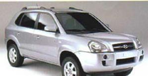 Фото 1 Hyundai Tucson 5 дв. внедорожник