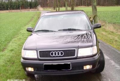 Фото 1 Audi 100 4 дв. седан