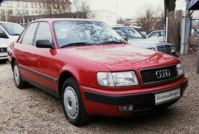 Фото 3 Audi 100 4 дв. седан