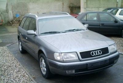 Фото 1 Audi 100 5 дв. универсал