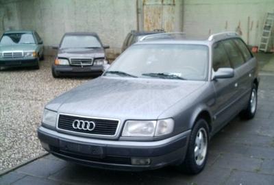 Фото 2 Audi 100 5 дв. универсал