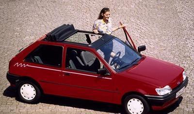 Фото 3 Ford Fiesta 3 дв. хэтчбек