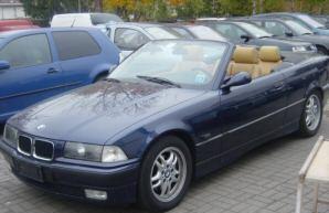 Фото 1 BMW 3-серия 2 дв. кабриолет