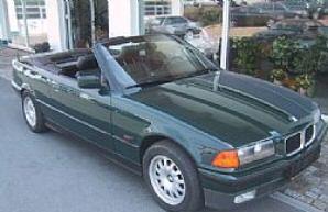 Фото 4 BMW 3-серия 2 дв. кабриолет
