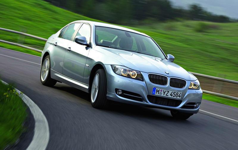 Фото 1 BMW 3-серия 4 дв. седан