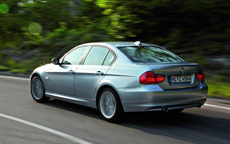 Фото 2 BMW 3-серия 4 дв. седан