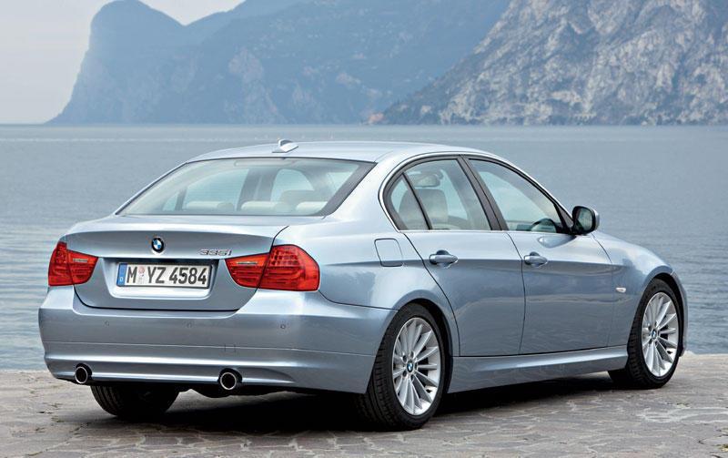 Фото 3 BMW 3-серия 4 дв. седан