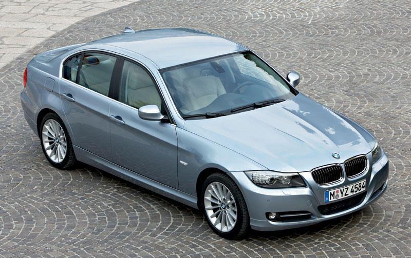 Фото 4 BMW 3-серия 4 дв. седан