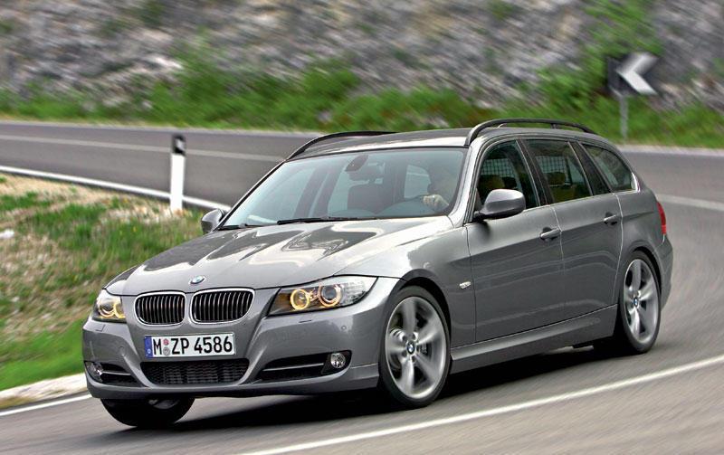 Фото 1 BMW 3-серия 5 дв. универсал