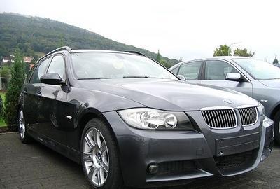 Фото 3 BMW 3-серия 5 дв. универсал