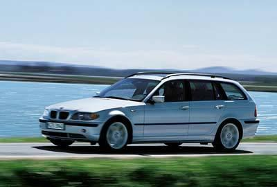 Фото 2 BMW 3-серия 5 дв. универсал