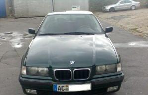 Фото 1 BMW 3-серия 3 дв. хэтчбек