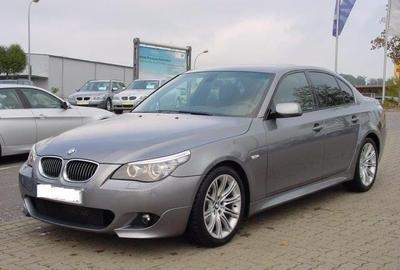Фото 2 BMW 5-серия 4 дв. седан