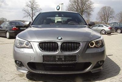 Фото 3 BMW 5-серия 4 дв. седан