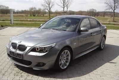 Фото 4 BMW 5-серия 4 дв. седан