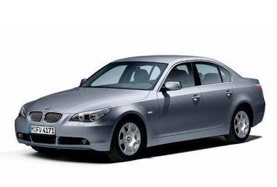 Фото 1 BMW 5-серия 4 дв. седан