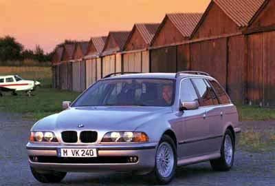 Фото 2 BMW 5-серия 5 дв. универсал