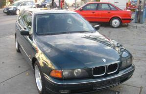 Фото 4 BMW 5-серия 5 дв. универсал