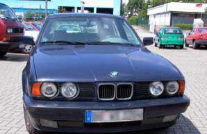 Фото 1 BMW 5-серия 5 дв. универсал