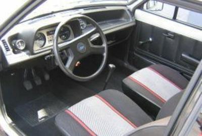 Фото 4 Ford Fiesta 3 дв. хэтчбек