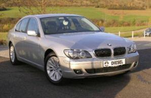 Фото 1 BMW 7-серия 4 дв. седан