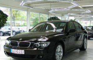 Фото 2 BMW 7-серия 4 дв. седан