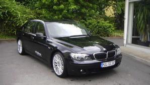 Фото 3 BMW 7-серия 4 дв. седан