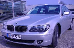 Фото 4 BMW 7-серия 4 дв. седан
