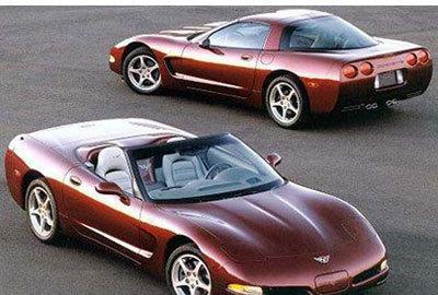 Фото 3 Chevrolet Corvette 2 дв. кабриолет