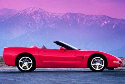 Фото 4 Chevrolet Corvette 2 дв. кабриолет