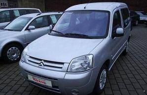 Фото 3 Citroen Berlingo 4 дв. минивэн