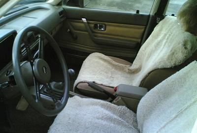 Фото 4 Mazda 626 4 дв. седан