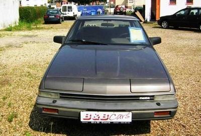 Фото 3 Mazda 929 2 дв. купе