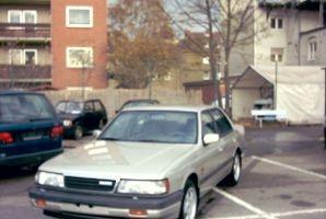 Фото 4 Mazda 929 4 дв. седан