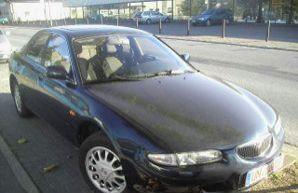 Фото 2 Mazda Xedos 6 4 дв. седан