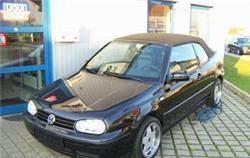 Фото 1 Volkswagen Golf 2 дв. кабриолет