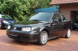 Фото 4 Volkswagen Golf 2 дв. кабриолет