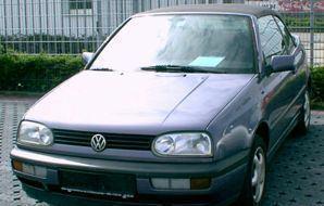 Фото 3 Volkswagen Golf 2 дв. кабриолет