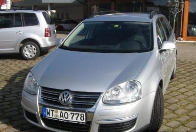 Фото 4 Volkswagen Golf 5 дв. универсал