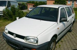 Фото 4 Volkswagen Golf 5 дв. универсал