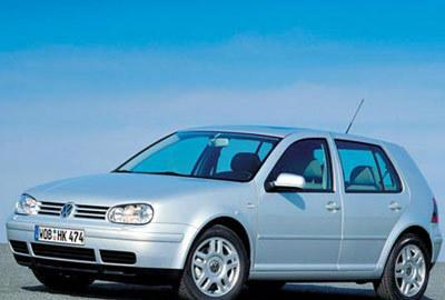 Фото 4 Volkswagen Golf 5 дв. хэтчбек