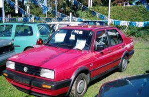 Фото 3 Volkswagen Jetta 4 дв. седан