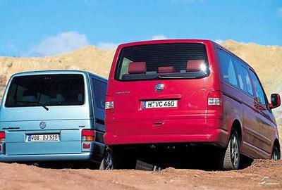 Фото 1 Volkswagen Multivan 5 дв. минивэн