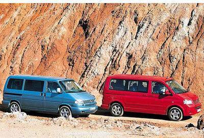 Фото 3 Volkswagen Multivan 5 дв. минивэн