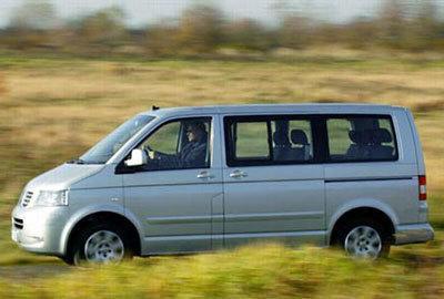 Фото 4 Volkswagen Multivan 5 дв. минивэн