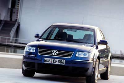 Фото 1 Volkswagen Passat 4 дв. седан