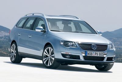 Фото 4 Volkswagen Passat 5 дв. универсал