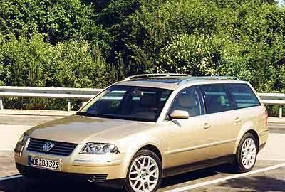 Фото 1 Volkswagen Passat 5 дв. универсал