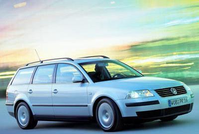 Фото 2 Volkswagen Passat 5 дв. универсал