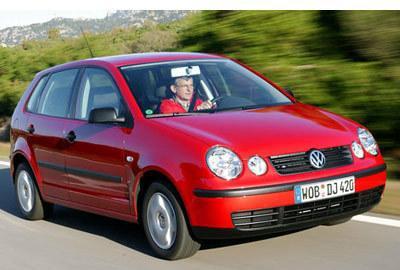 Фото 1 Volkswagen Polo 3 дв. хэтчбек
